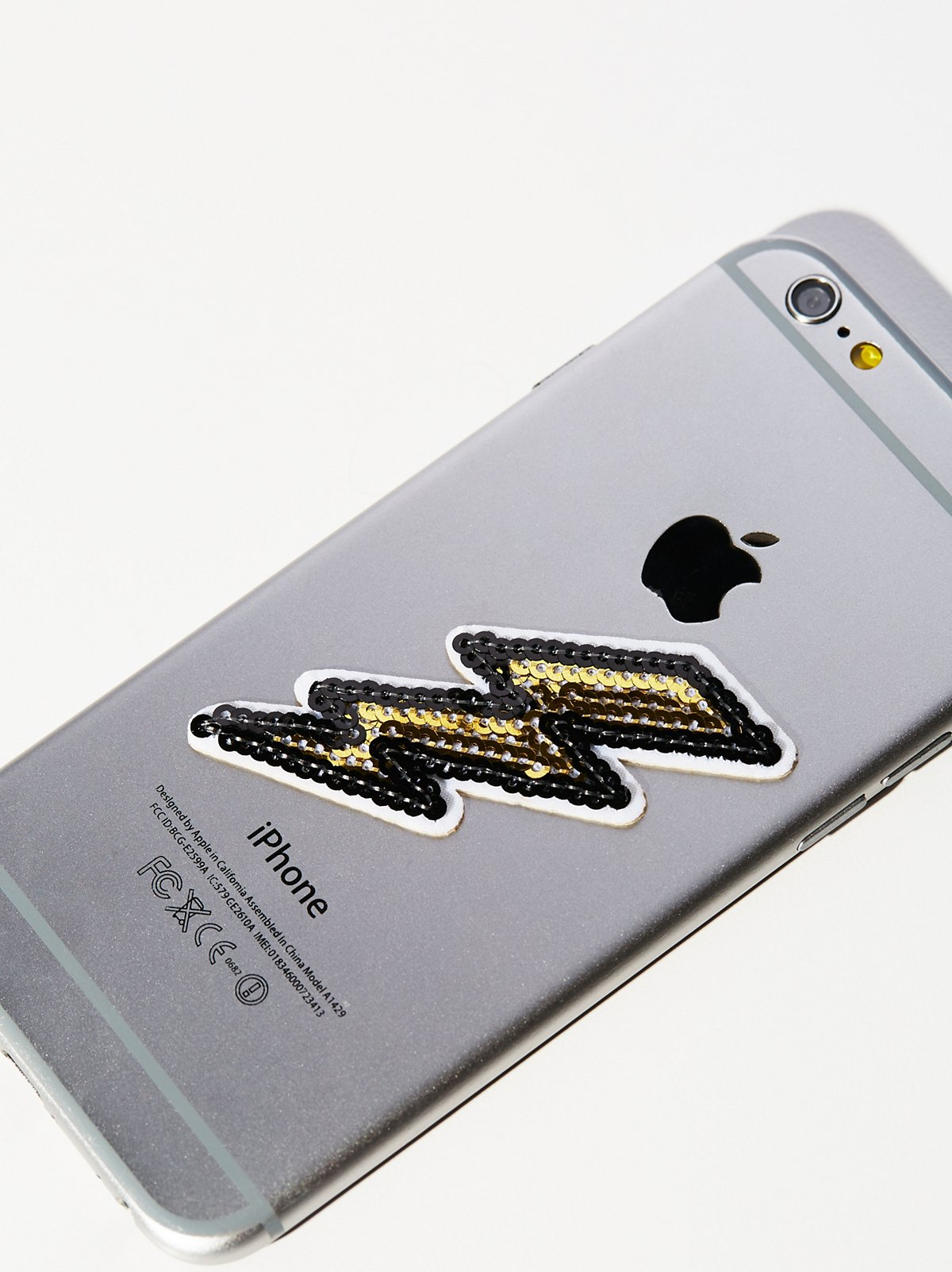 Sequin Stick On Patch