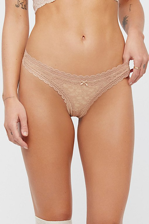 Product Image: Lace Thong