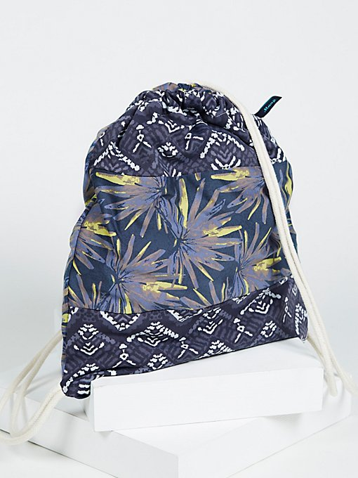 Product Image: Printed Sport Drawstring Backpack