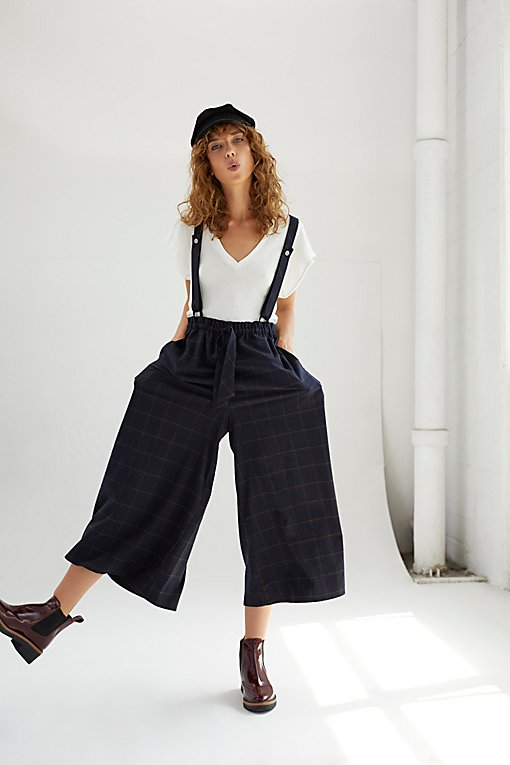 Product Image: Hop To It Maxi Culottes