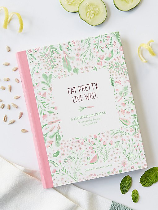 Product Image: Eat Pretty, Live Well Journal