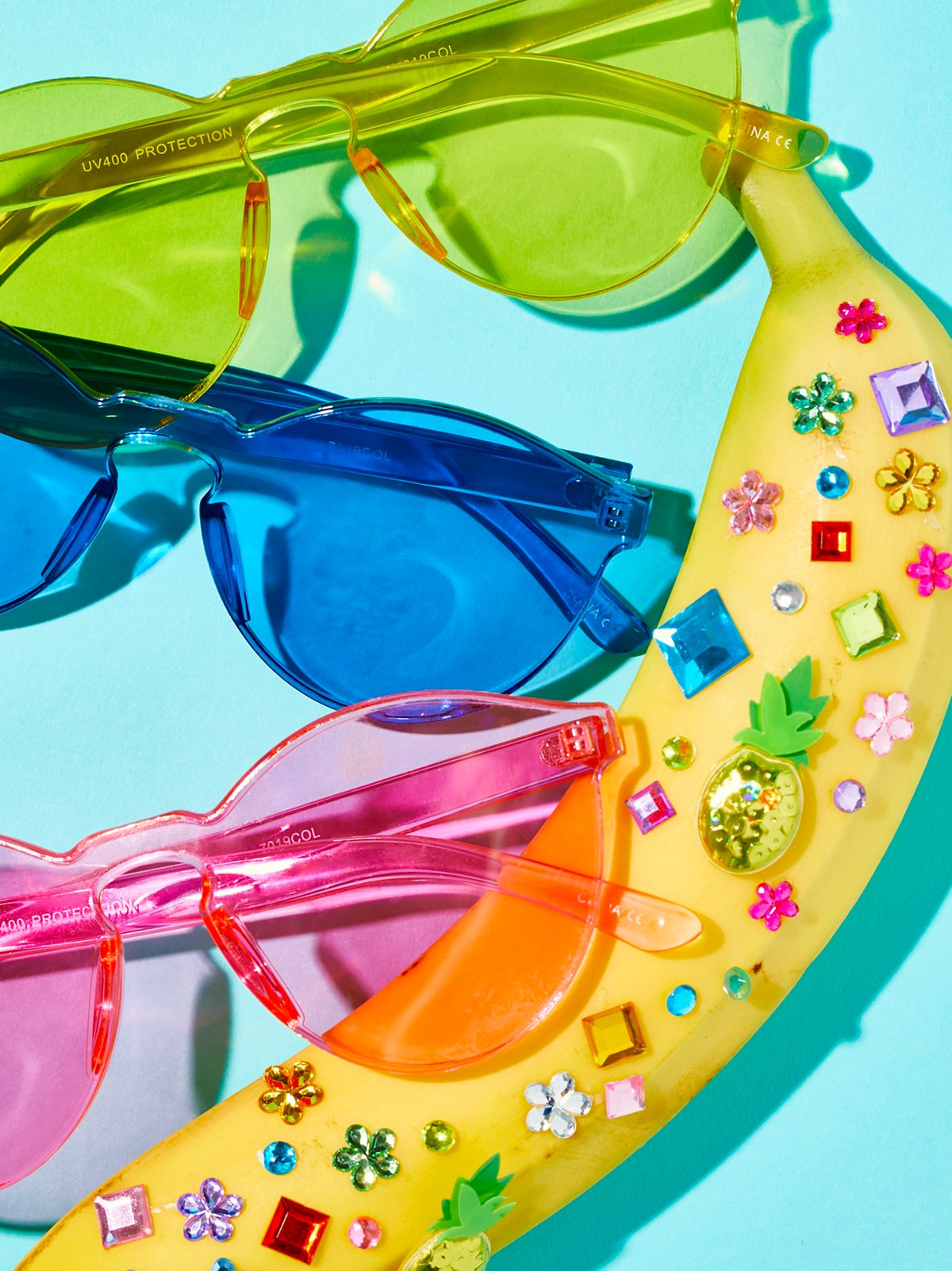 Fun colorful sunnies