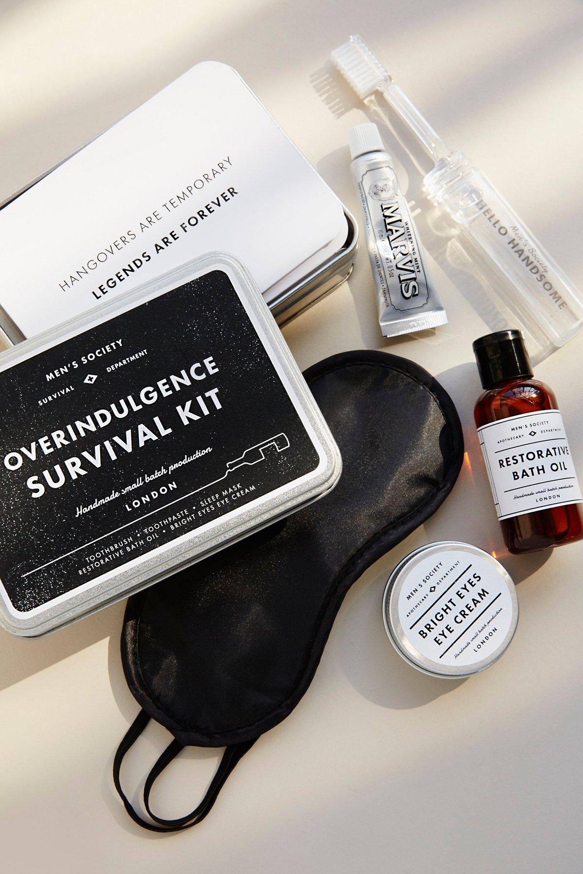 Overindulgence Survival Kit