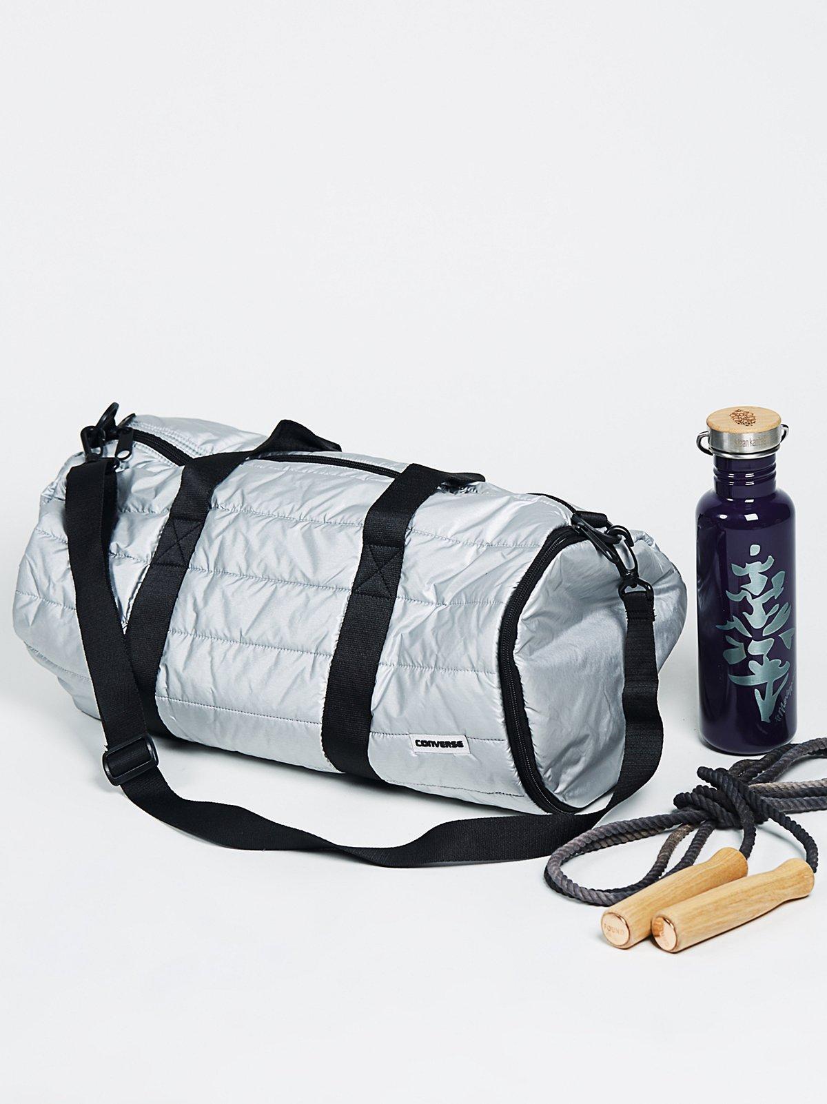 Converse可收纳旅行包