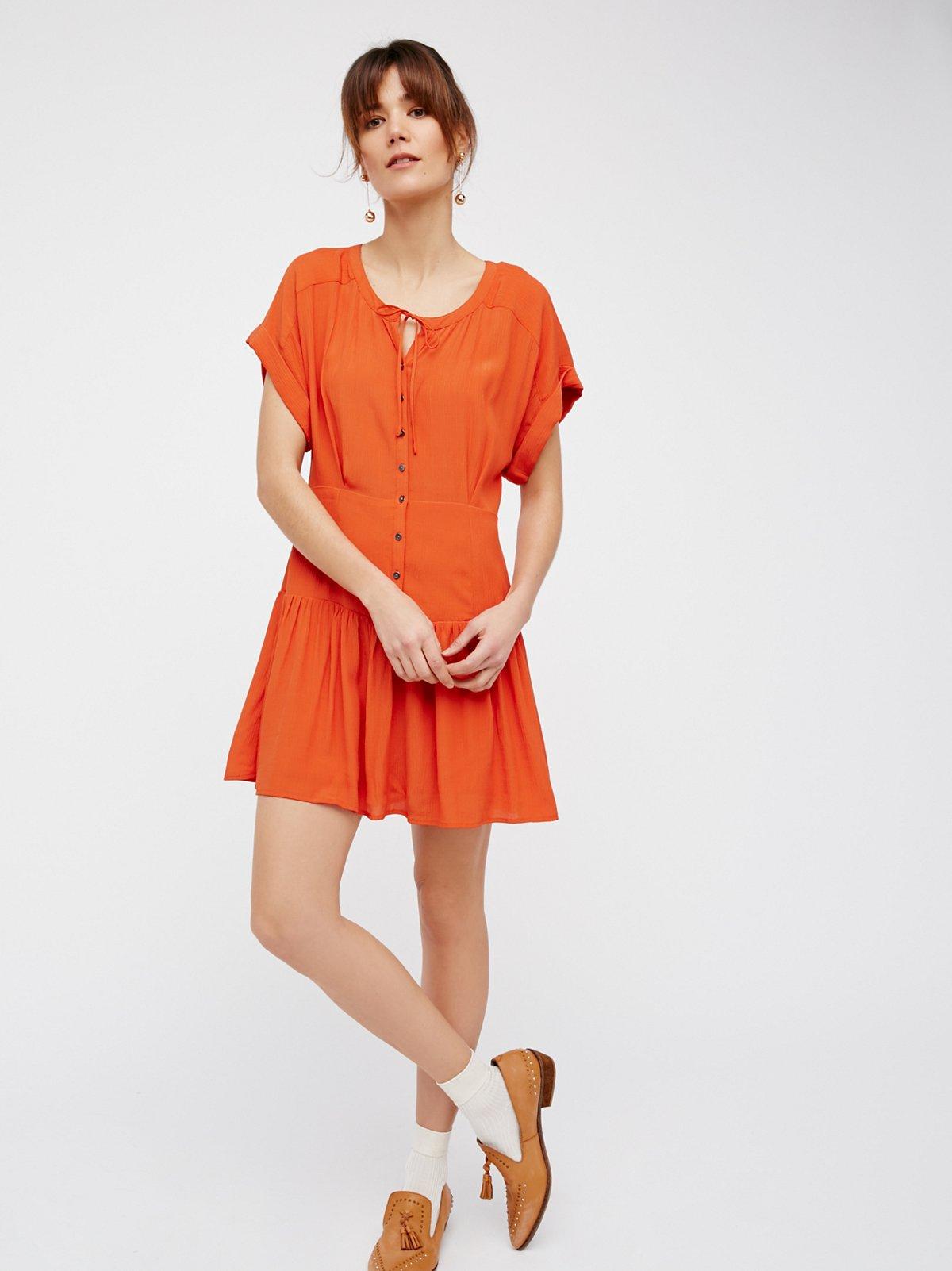 Tait Shirt Dress