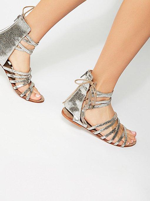 Product Image: Juliette系带凉鞋