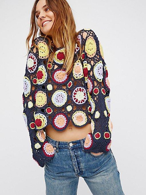 Product Image: Aurora Crochet Top