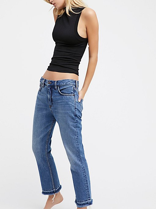 Product Image: Cropped Boot Jeans
