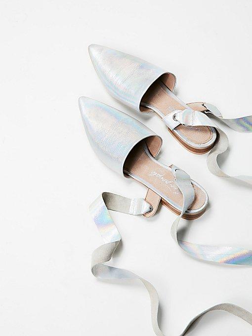 Product Image: Gold Rush平底鞋