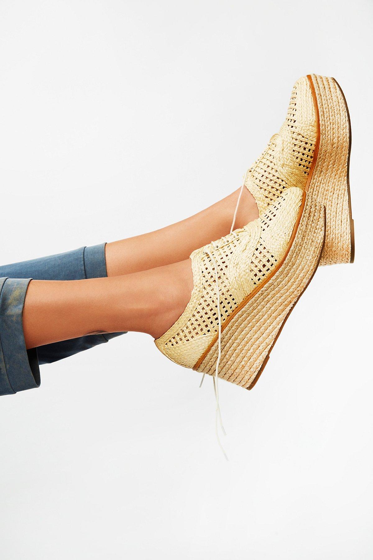 Jules Platform Menswear Loafer