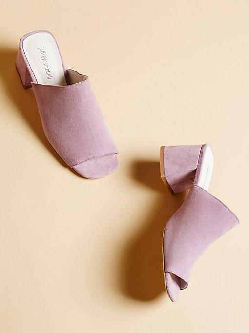 Product Image: Midnight Dancing穆勒鞋