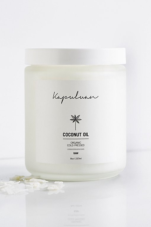 Product Image: Kapuluan 8oz Cold Pressed Coconut Oil