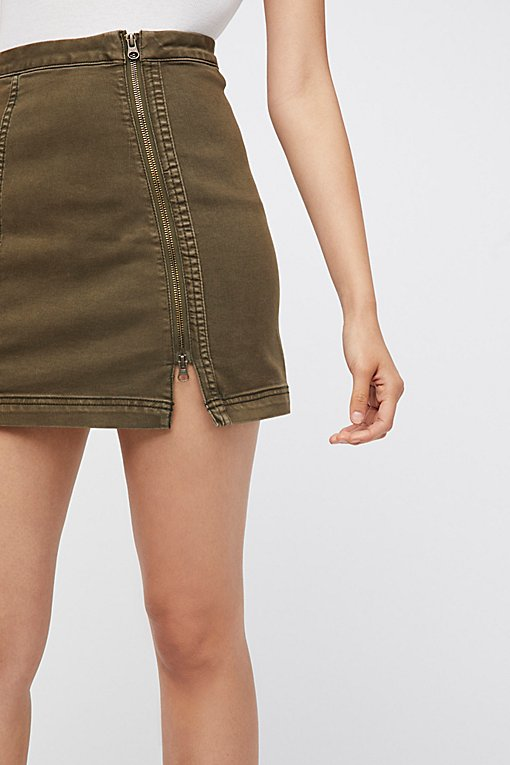 Product Image: This Way Or That Mini Skirt
