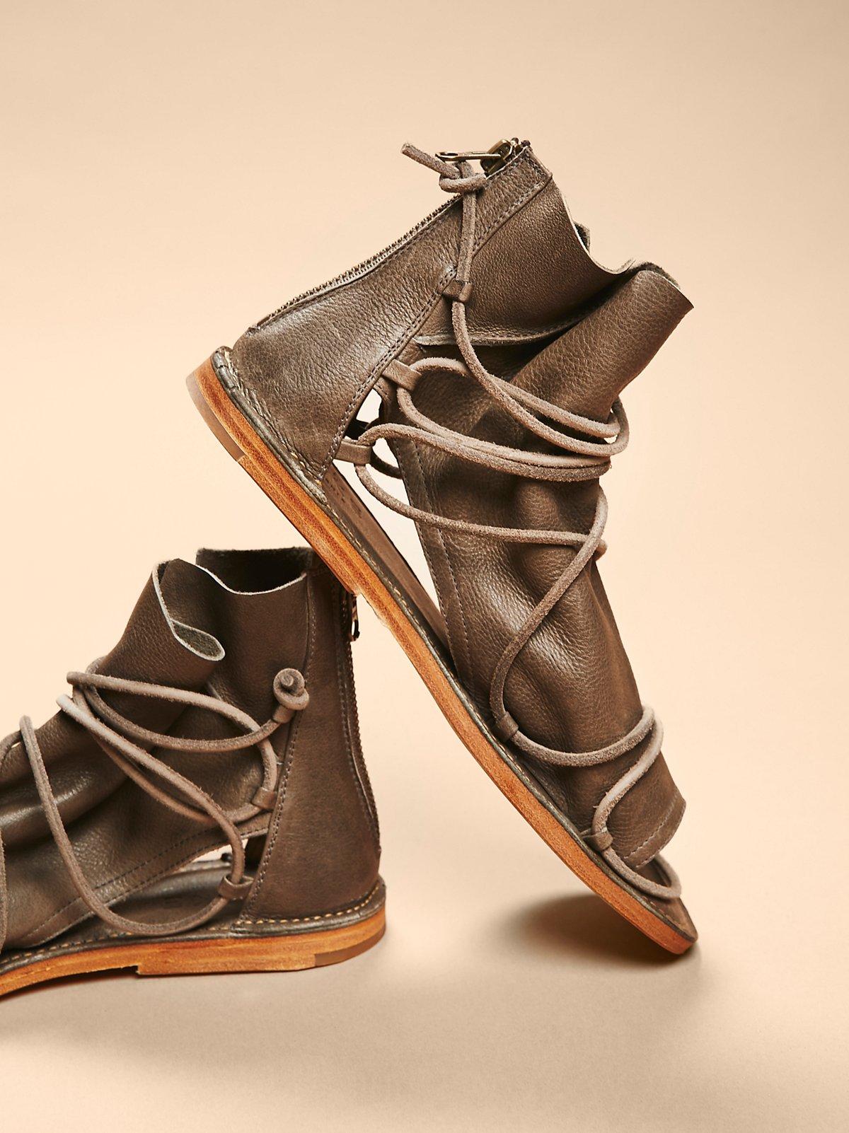 Lavery Boot Sandal