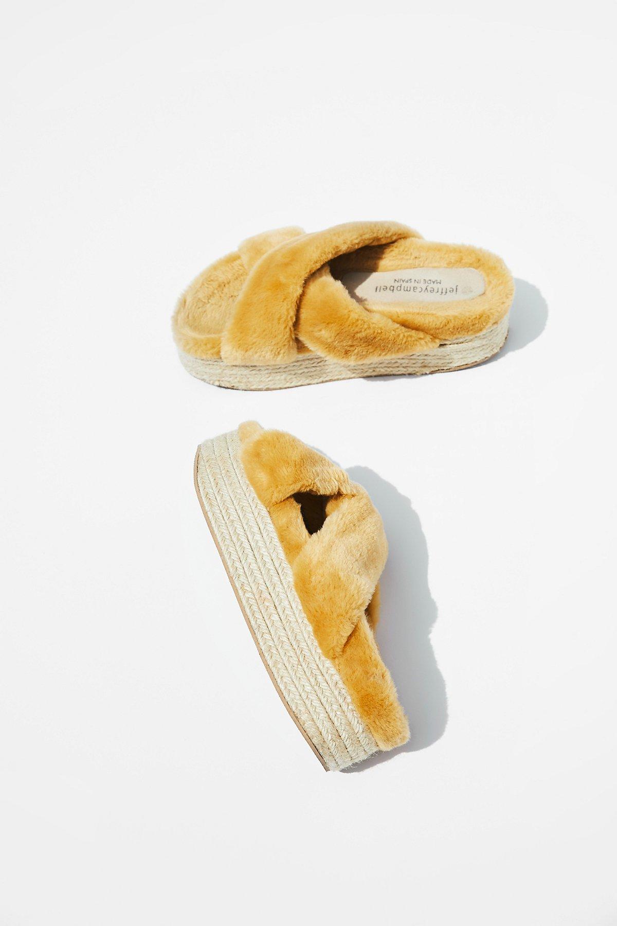 Heat Wave Slide Sandal