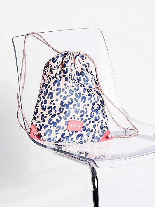 Product Image: Miller抽绳式双肩背包