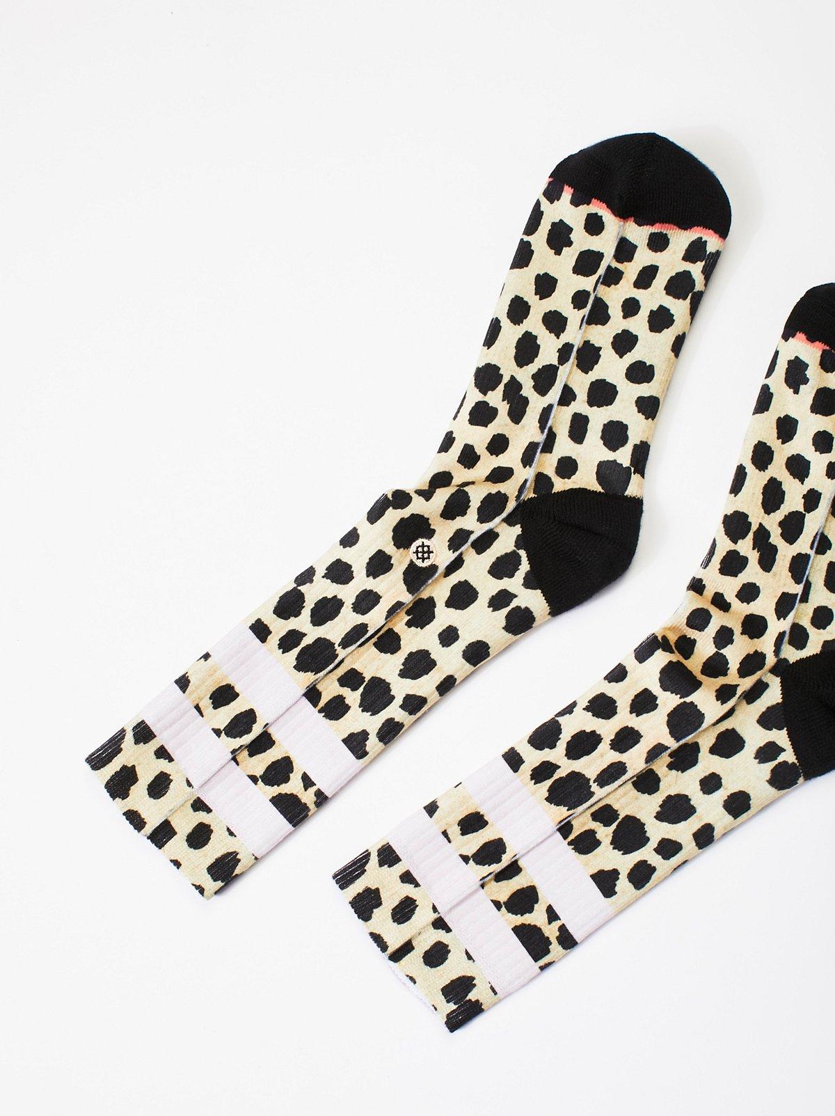 Feline Classic Crew Sock