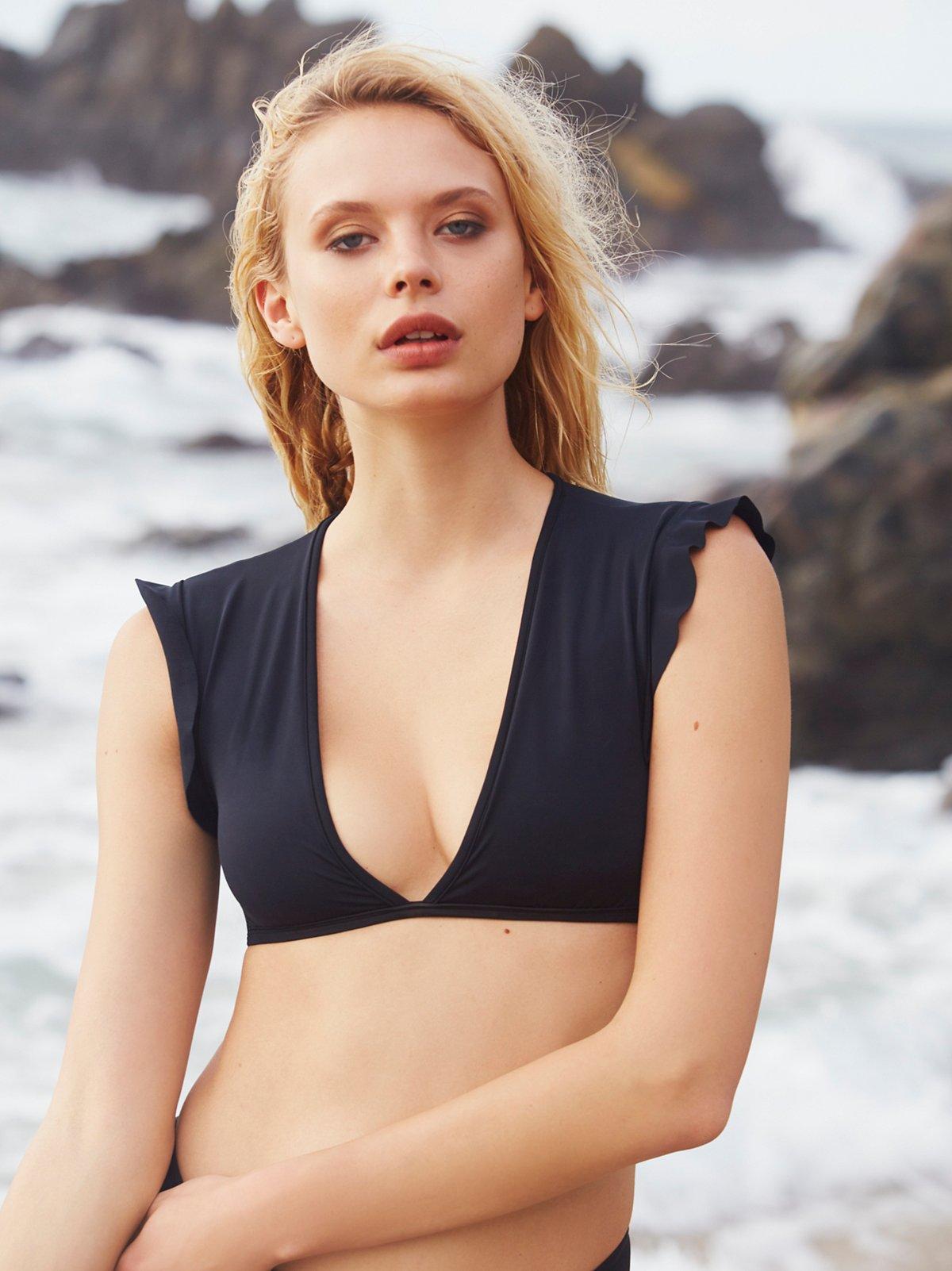Sophia Swim Top
