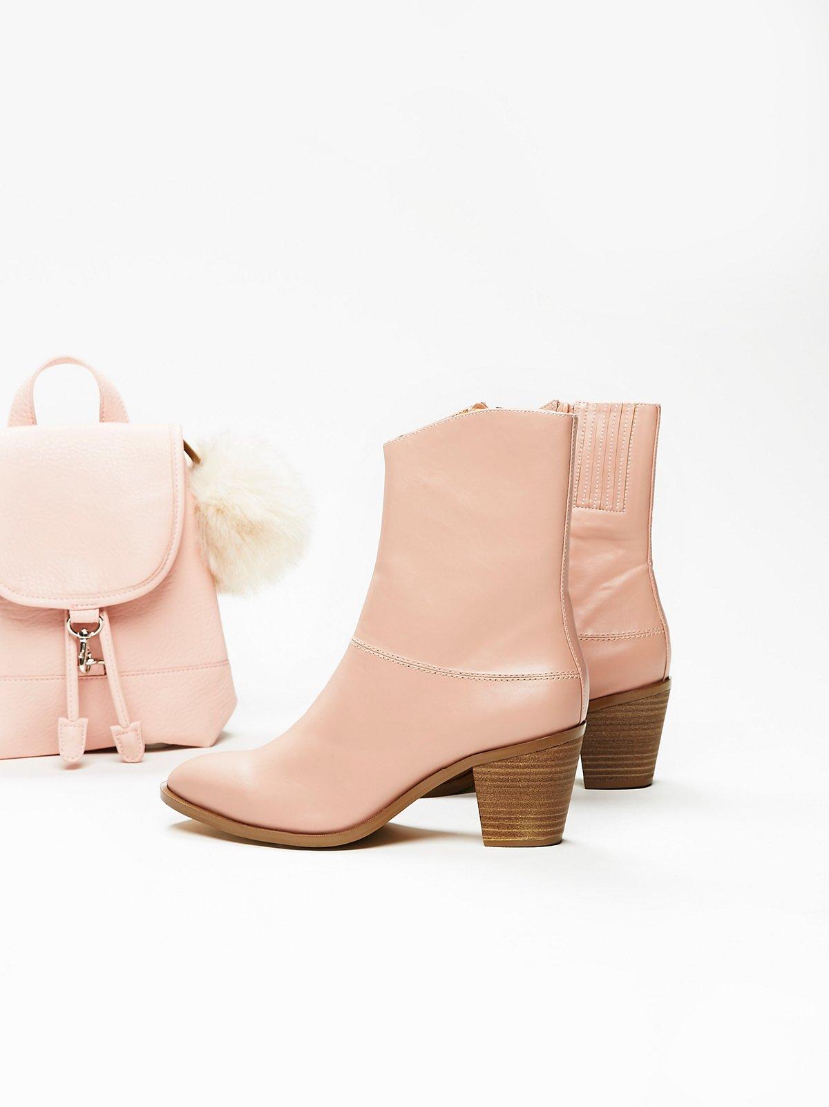 Vegan Arcadia Ankle Boot