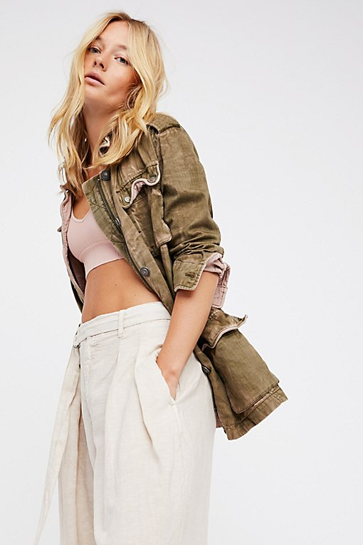 Product Image: Double Cloth Jacket