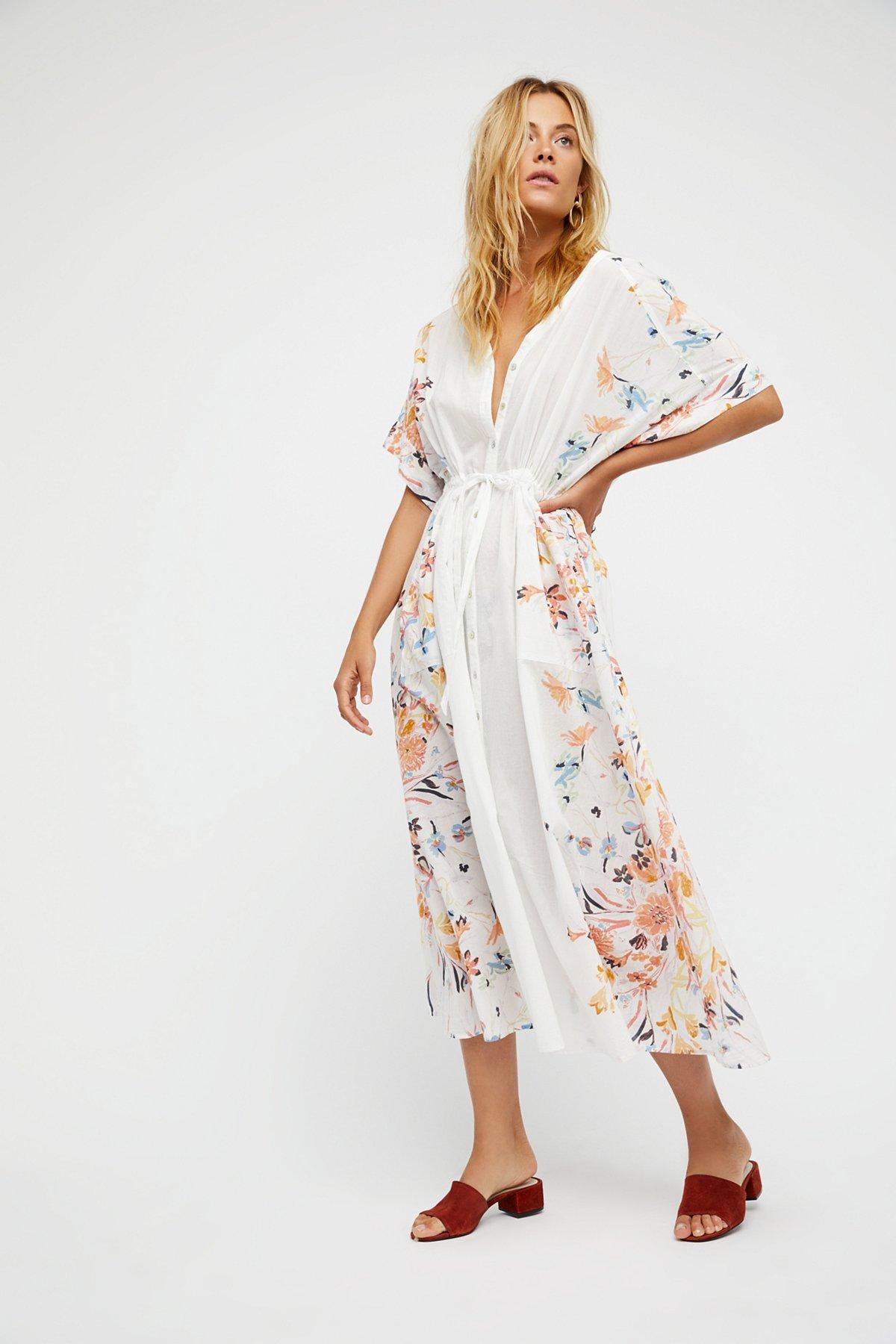 Avant Garden Maxi Dress