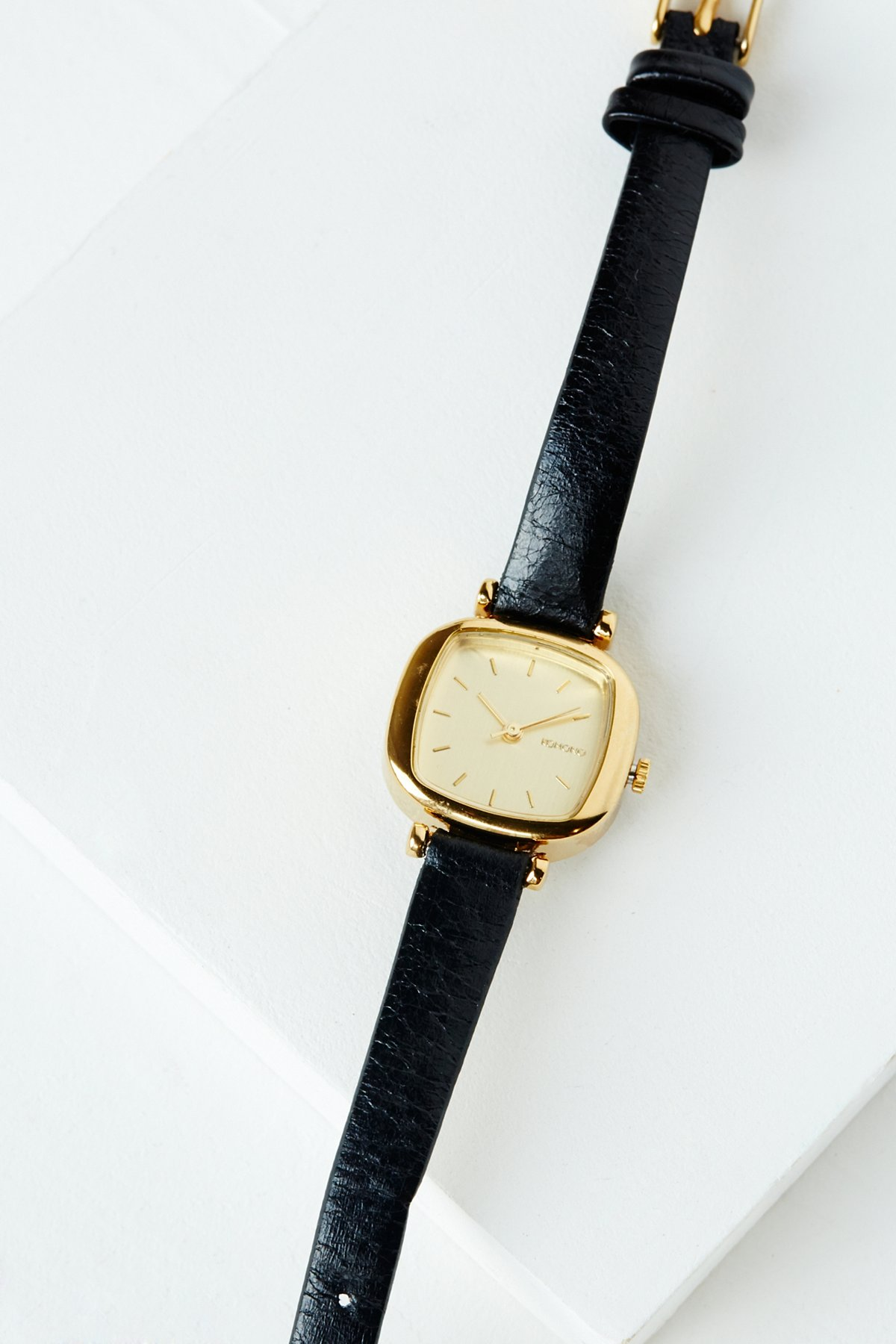 Moneypenny Slim Leather Watch