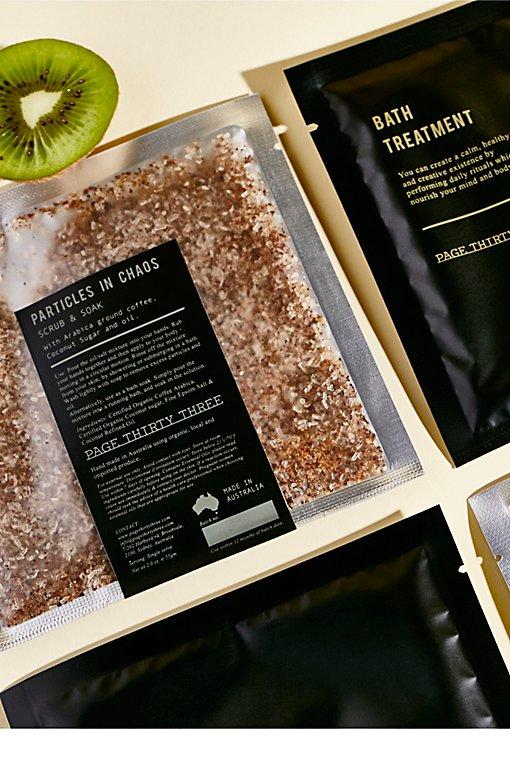 Product Image: Bath Treatment Sachet Pack