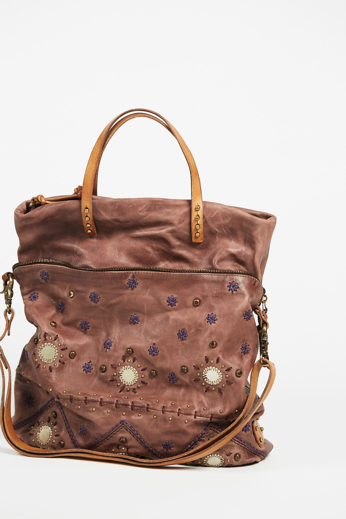 Axel Embellished Tote
