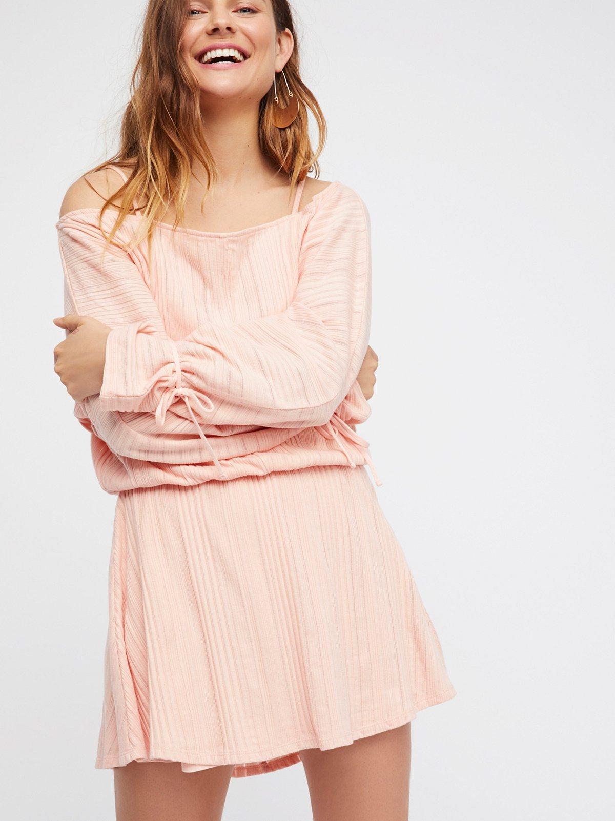 Soak Up The Sun Mini Dress