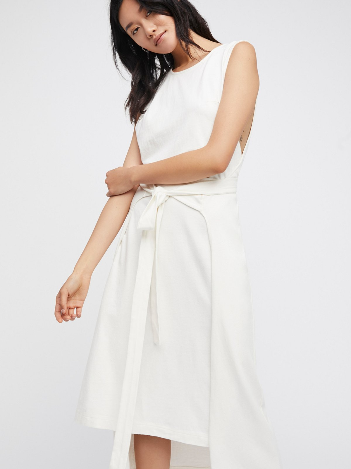 Roll With It Maxi Dress