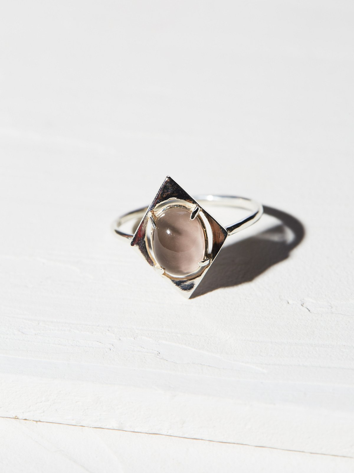 Rhombus Mood Ring