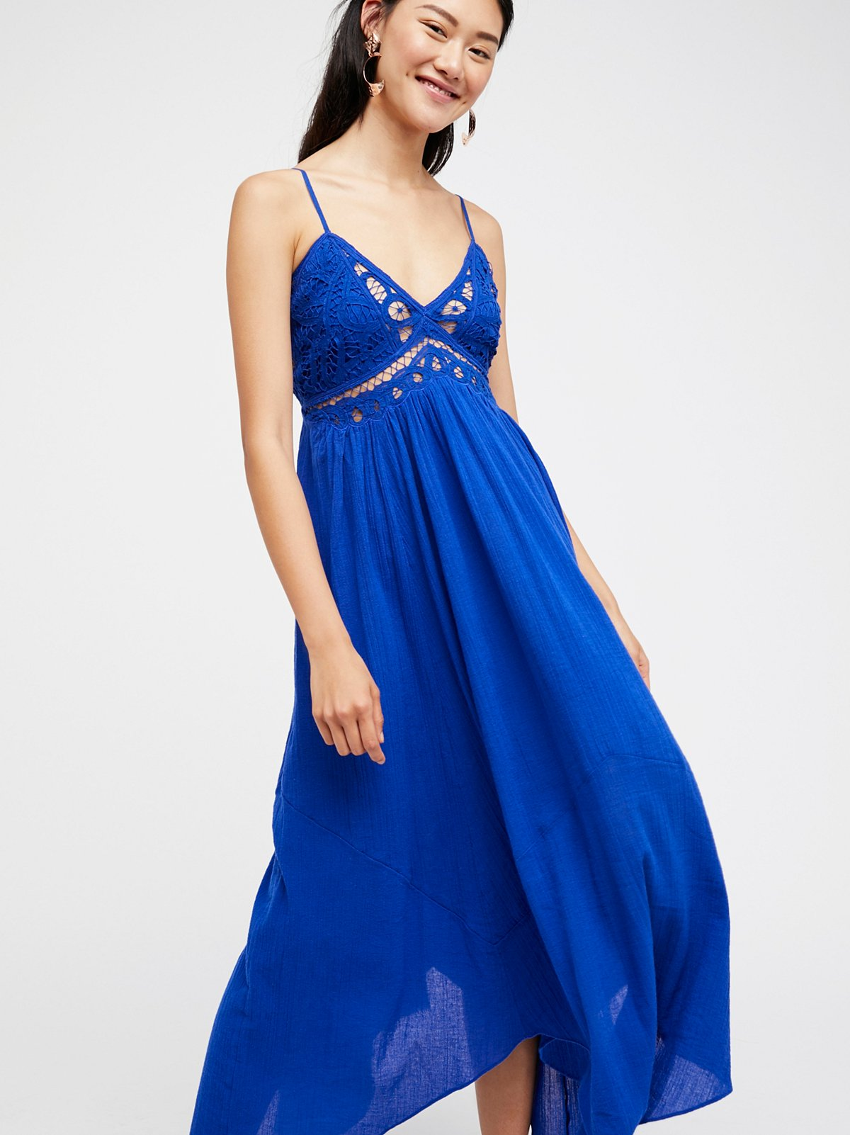 Endless Summer Elaina Maxi Dress at Free People Clothing Boutique