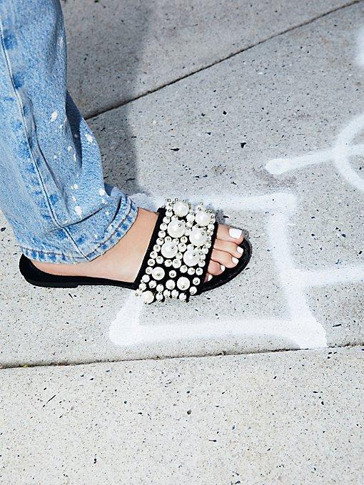 Product Image: Pixie Pearl Slide Sandal