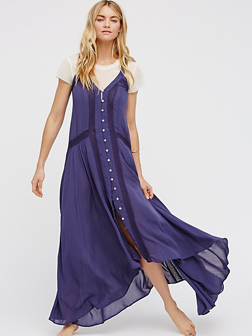 Product Image: Kimmi Maxi Slip Dress