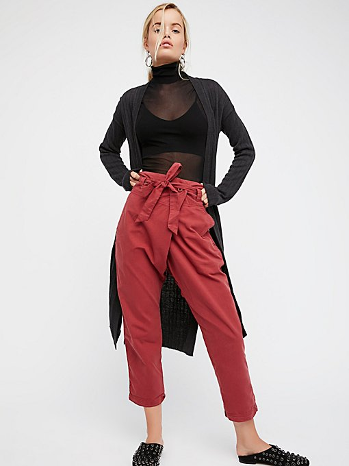 Product Image: Heart Stopper Crossover Trouser