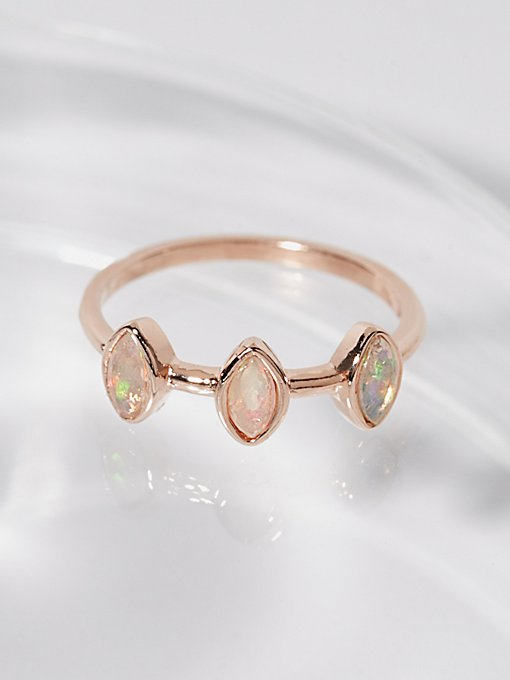 Product Image: Triple Crown Opal Ring