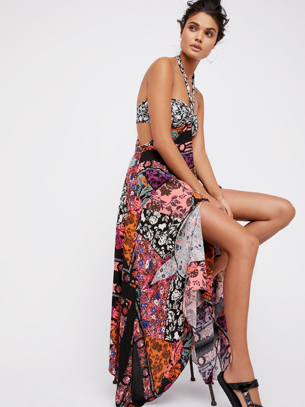 California Love Maxi Dress