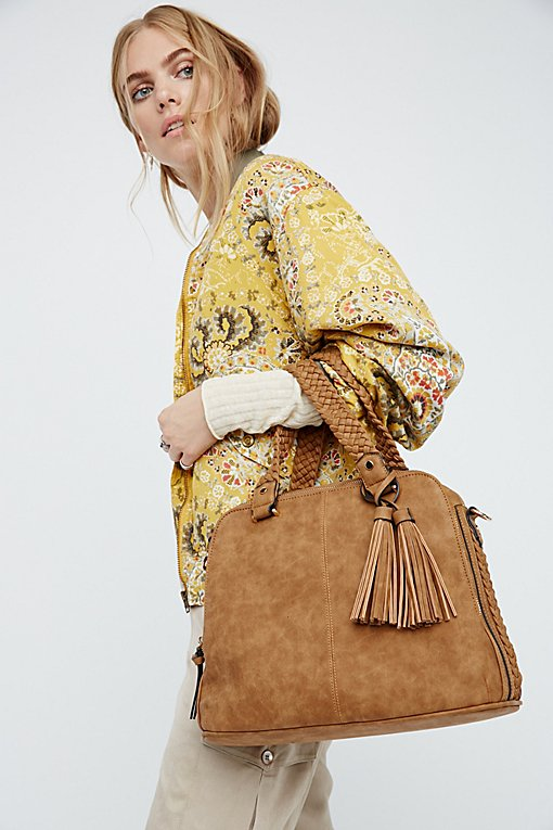 Product Image: Westwood Vegan Braided Tote