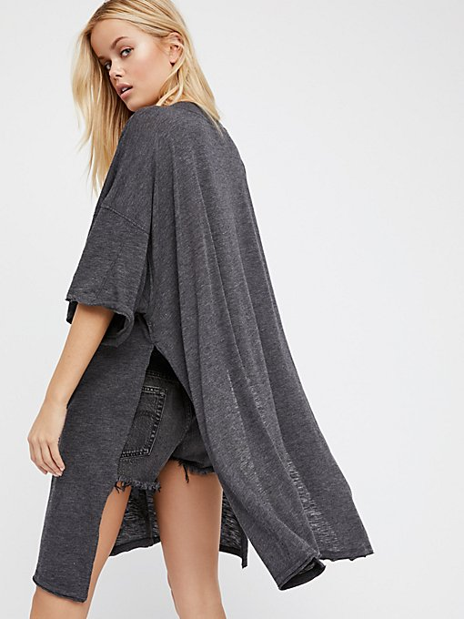 Product Image: We The Free Solid City Slicker Tunic