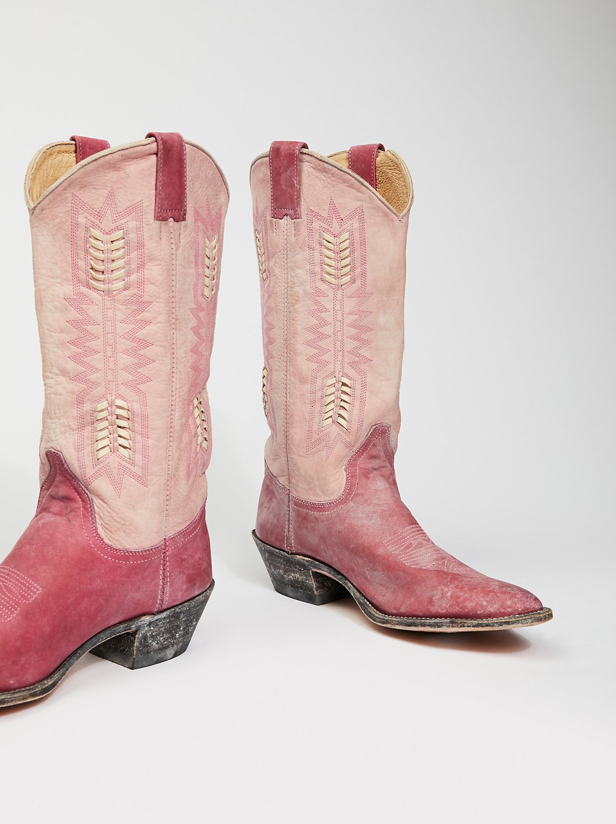Desert Nights Western Boot
