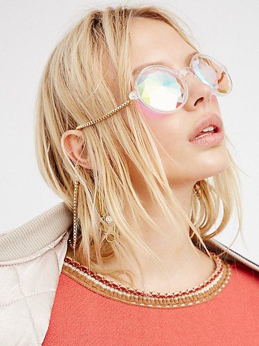 Product Image: Krystal Kaleidoscope Sunglasses