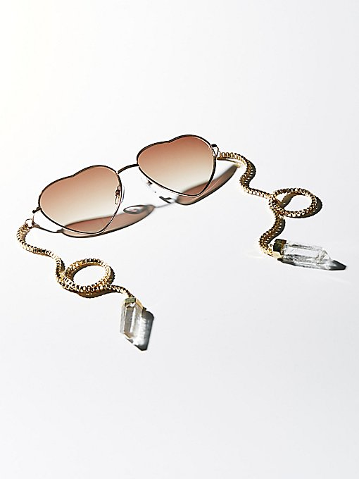 Product Image: Golden Heart Sunnies