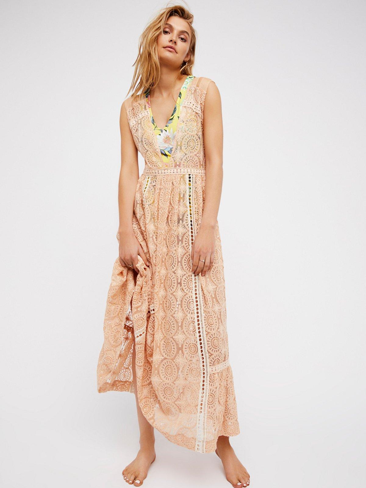 Shine On Midi Dress
