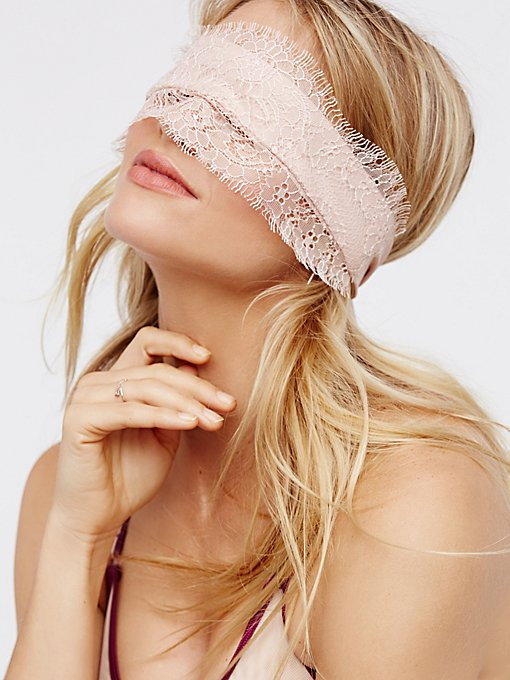 Product Image: Lace Blindfold