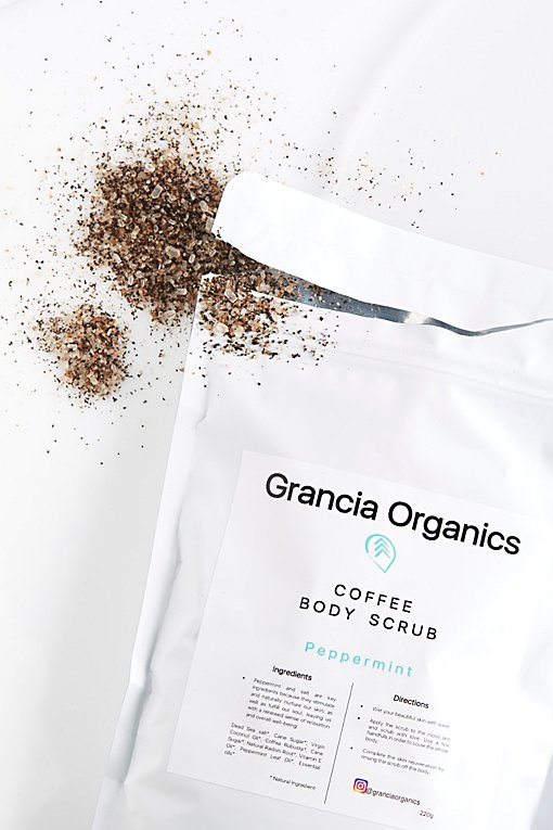 Product Image: Coffee Body Scrub