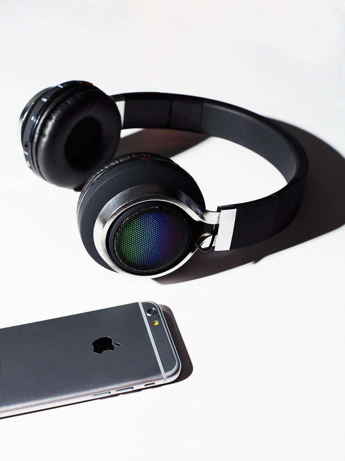 Lightz LED Bluetooth Headphones