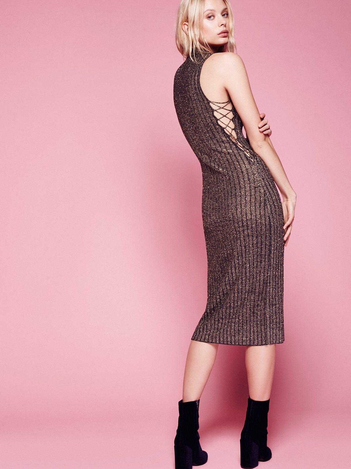 Luca Midi Dress
