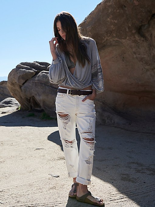Product Image: Destroyed Boyfriend Jeans