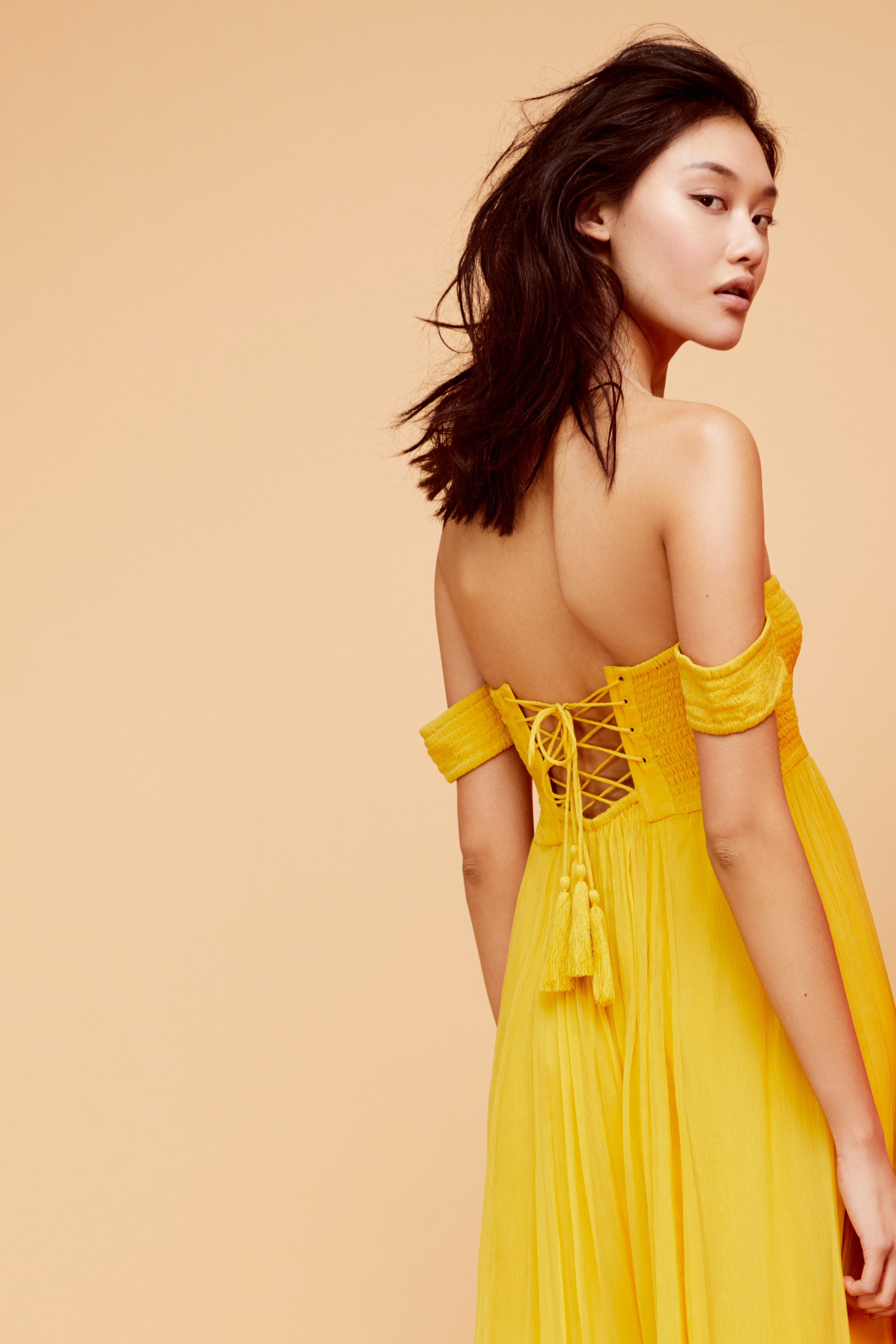 Shop the Mighty Fine Midi Dress at Free People