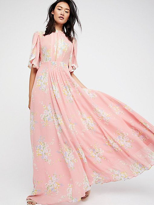 Product Image: Wildflowers Maxi Dress